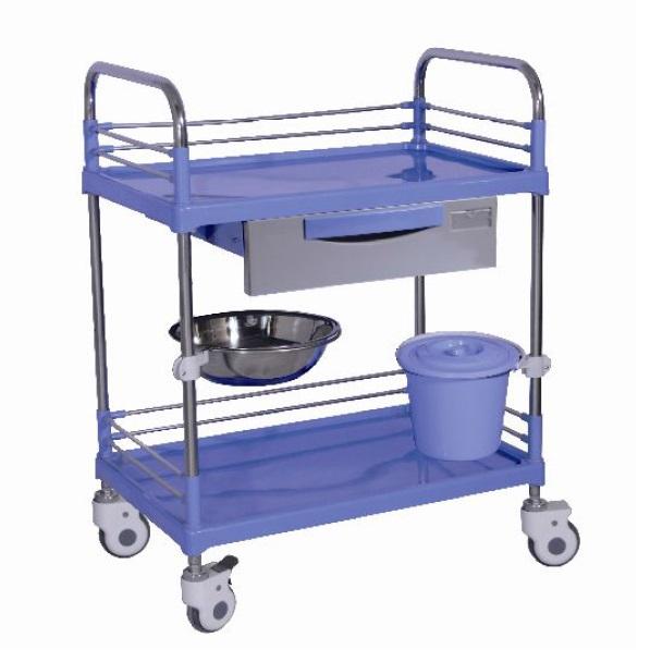 medical instrument cart